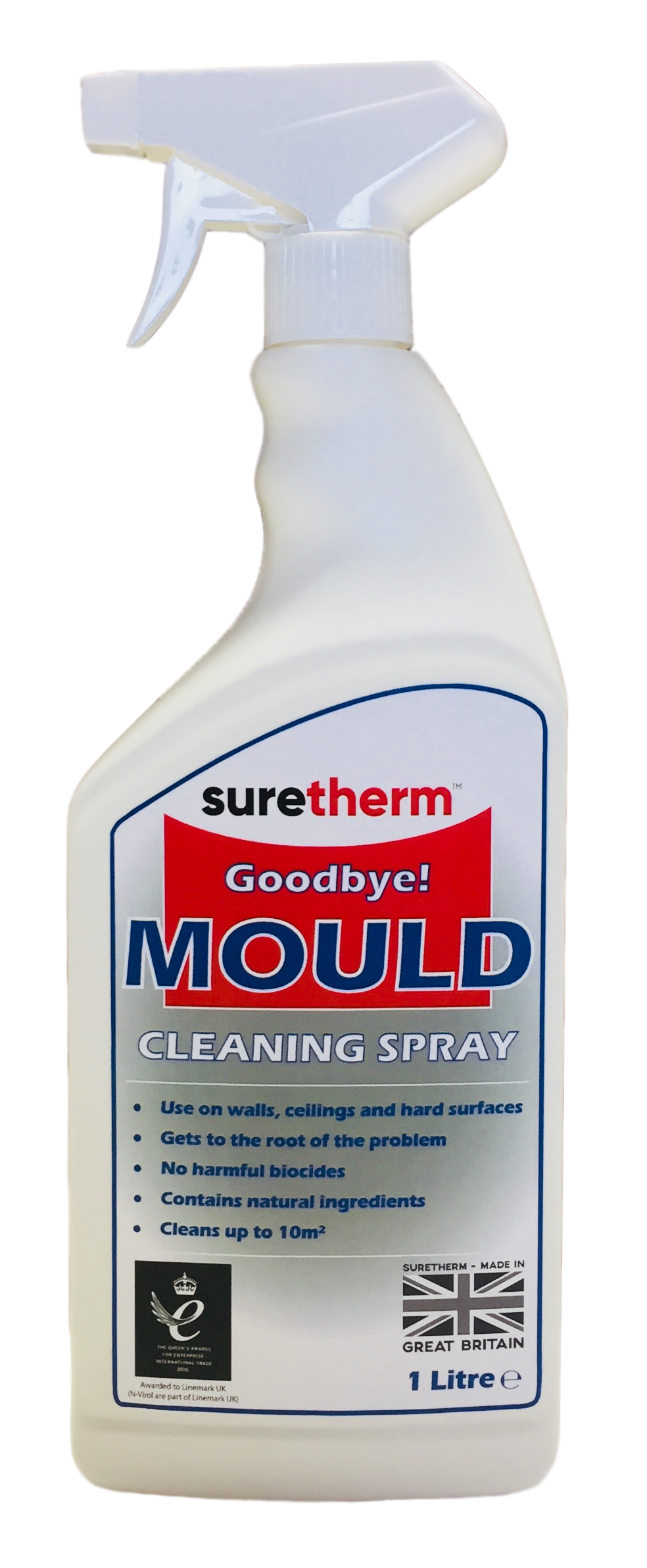 Suretherm Cleaning Spray 1 Litre