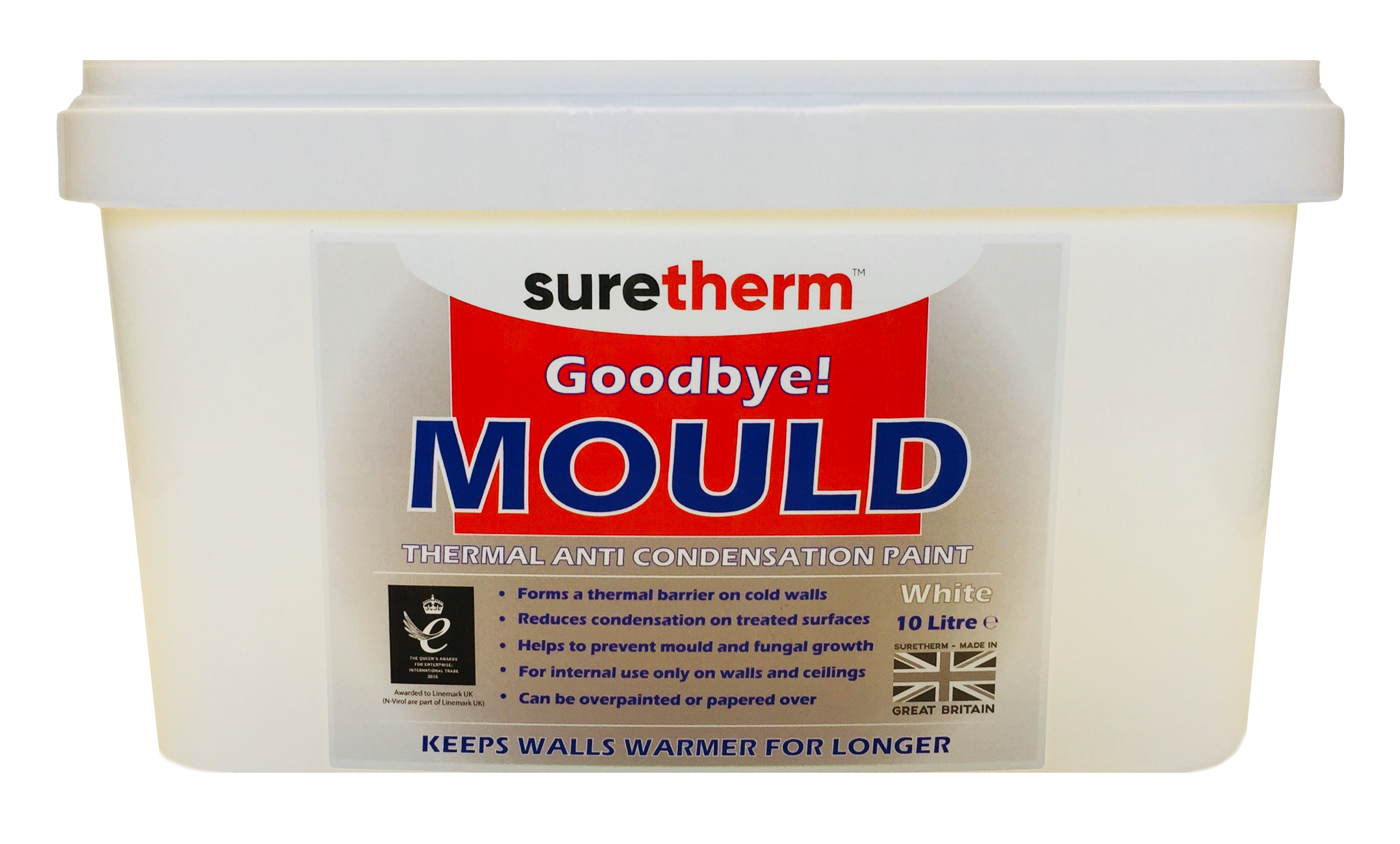 Suretherm Thermal Anti Condensation Paint 10 Litre
