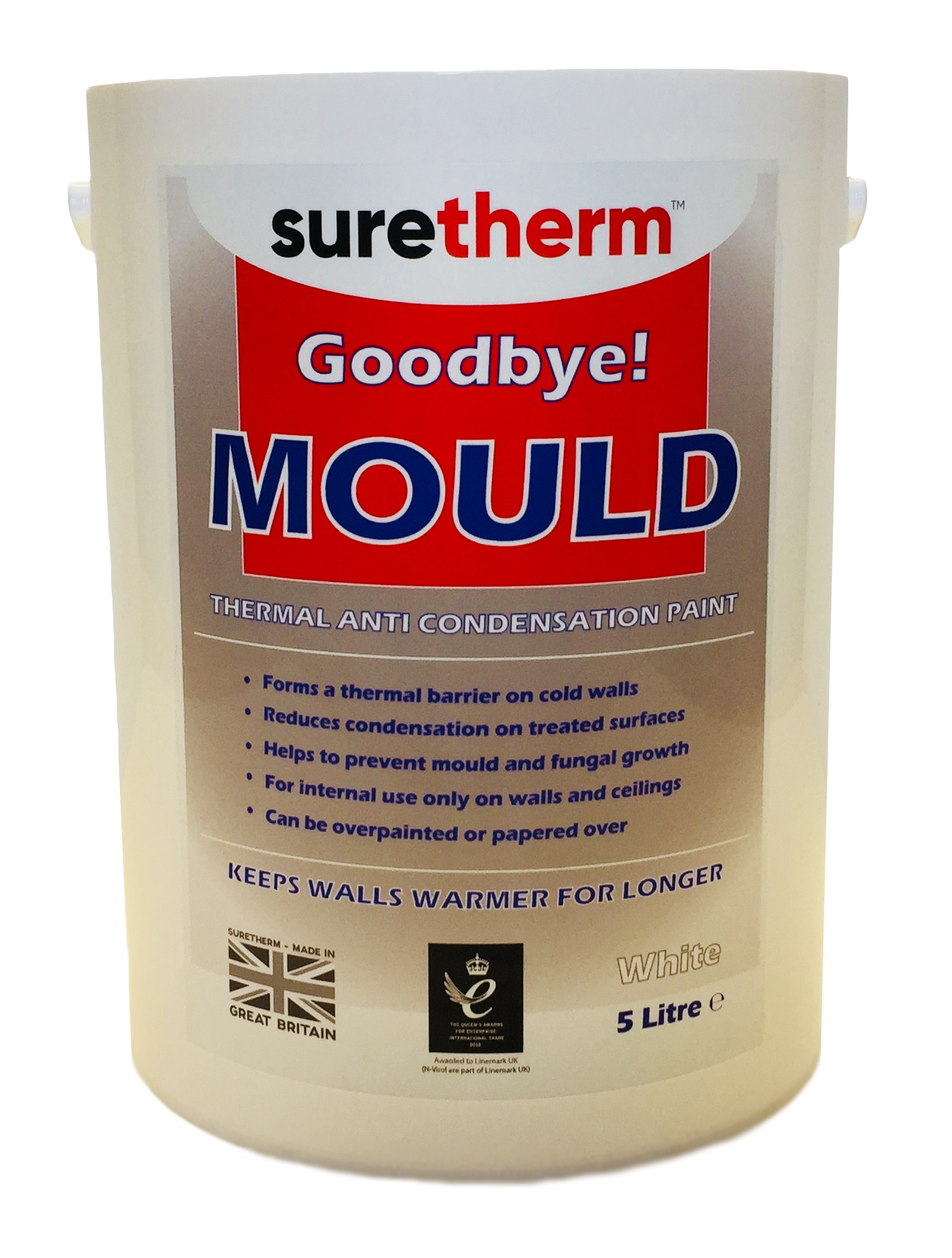 Suretherm Thermal Anti Condensation Paint 5 Litre