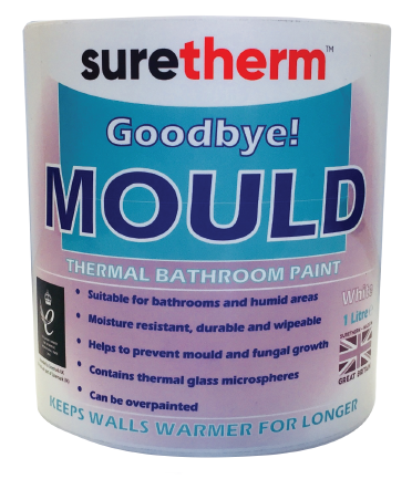 Suretherm Thermal Bathroom Paint 1 Litre