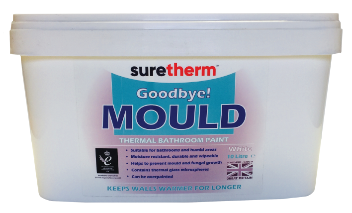 Suretherm Thermal Bathroom Paint 10 Litre
