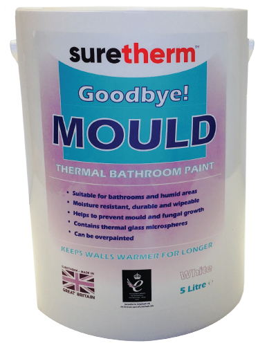 Suretherm Thermal Bathroom Paint 5 Litre